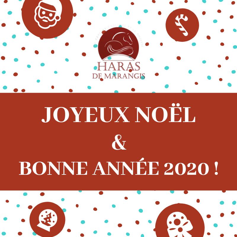 Joyeux Noël & Bonne Année 2020 à tous !
